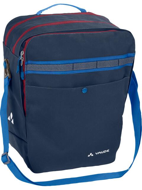 VAUDE Classic Back - Bolsa bicicleta - azul